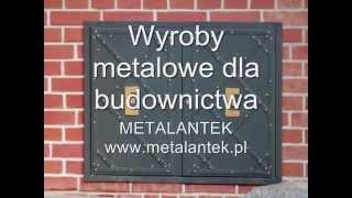 METALANTEK - Skrzynki gazowe, Drzwiczki Rewizyjne, Kratki Wentylacyjne WROCŁAW