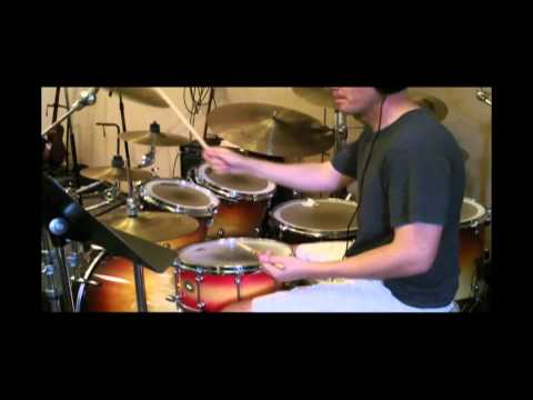 Chris Tomlin - Indescribable , Drum Cover
