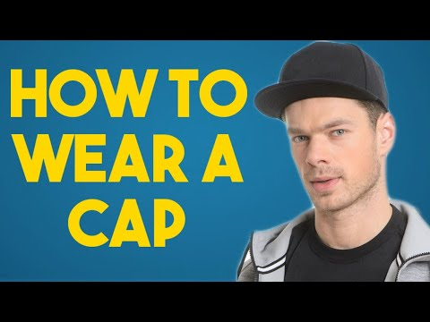 How To Wear Caps | Sever Magazine | Mens Fashion 2018 | mens style