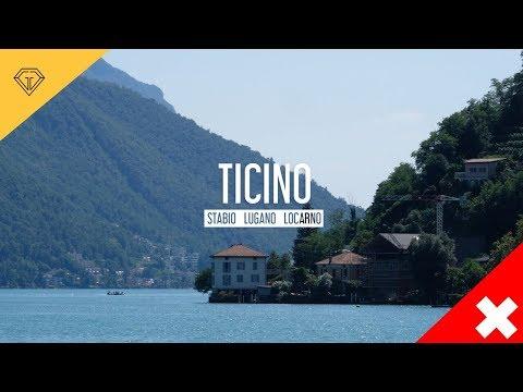 Ticino | Switzerland - The mediterranean soul of Switzerland (4K)