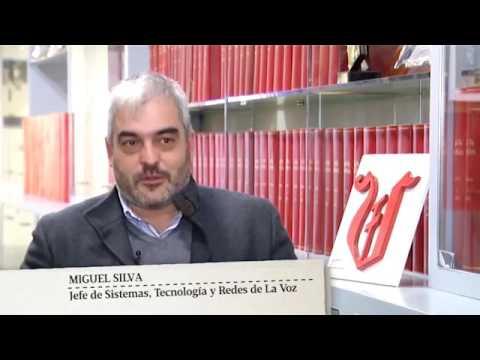 La digitalización de La Voz de Galicia