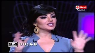 100 سؤال - شاهد ماذا قالت النجمة \ نجوى فؤاد عن