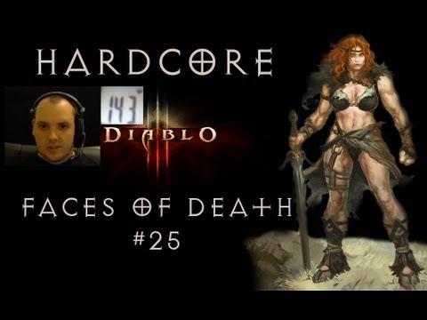 Diablo 3 Hardcore - Faces Of Death #25 Risse schließen (Normal) [Gameplay]