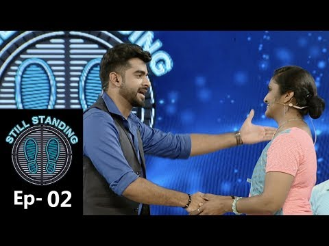 Still Standing I Ep 02 - Hold on to your knowledge if you dont want to fall  I Mazhavil Manorama