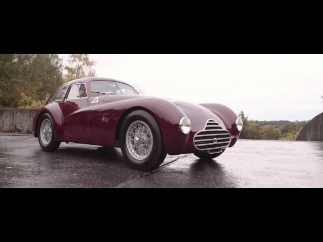 1948 Alfa Romeo 6C 2500 Competizione Coupe - FISKENS