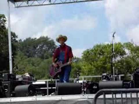 Farmer Jason Austin City Limits 2007