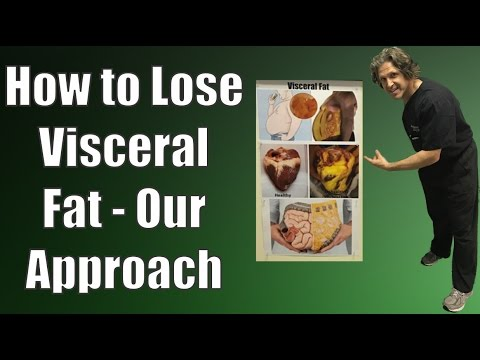 "How to Lose Visceral Fat (""Belly Fat"") - Our Approach"