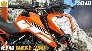 Finally KTM Duke 250 2018 : Walkaround Review : Price, Colours, Features,etc.