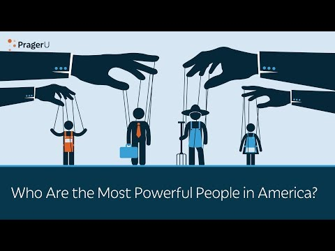 Who Are the Most Powerful People in America?