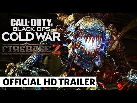 "Inside ""Firebase Z"" – Call of Duty: Black Ops Cold War Zombies"