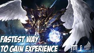 MU Origin │Experience and Leveling guide (Beginner)