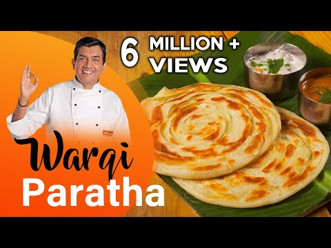 Warqi Paratha With Master Chef Sanjeev Kapoor