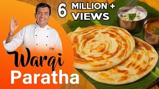 Warqi Paratha | वर्की परांठा | With Master Chef Sanjeev Kapoor