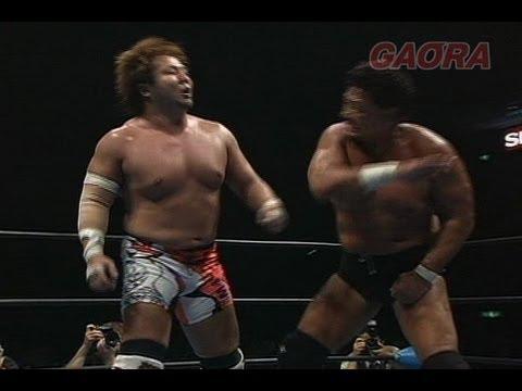 TENRYU GENICHIRO vs KOJIMA SATOSHI 2002.7.17 TRIPLECROWN CHAMPIONSHIP