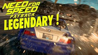NEED FOR SPEED PAYBACK LEGENDARY MOD IS BACK! ( SOUNDS AND INFINITE NOS )