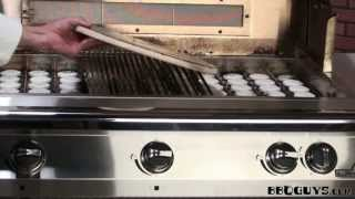 How to set up your Gas Grill To Simulate A Stone Pizza Oven