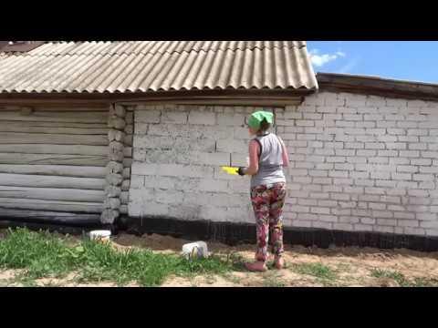 Подготовка ФОНА для цветика/ чем покрасить стену!