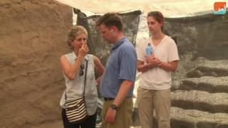 بالفيديو.. مقبرة تكشف أسرار الفلسطينيين القدامى