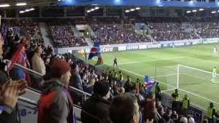 Liga Mistrů 2013/2014 | FC Viktoria Plzeň vs FC Bayern Munchen | Skupina D | by Panak