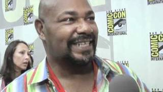 The Cleveland Show - Season 2: Comic-Con 2010 Exclusive: Kevin Michael Richardson