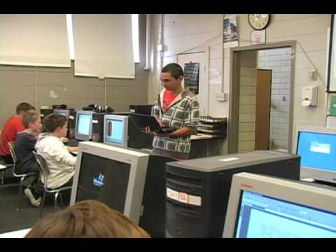 North Canton Middle School Acer Contest Video.