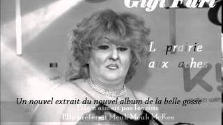 Gigi Fart - La Prairie Aux Vaches (Lyrics Video)