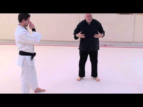 Aikido  Connection and Kuzushi 1