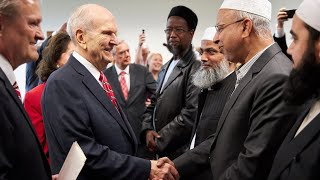 President Nelson Ministers in Auckland New Zealand and Announces Site for New Temple