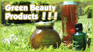 Launch of Green Beauty Products Website !!! Thumbnail