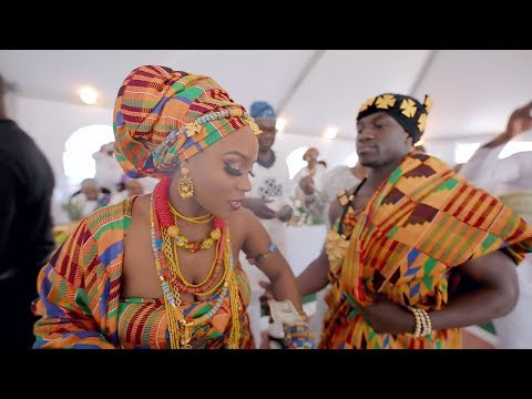 FOR THE CULTURE - TOGO MEETS GHANA (ROSE & YAW TRAD. MARRIAG