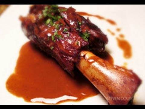Braised Lamb Shanks Recipe
