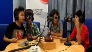 Coboy Junior - Kamu (Live BBC)
