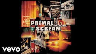 Primal Scream - Trainspotting (Official Audio)