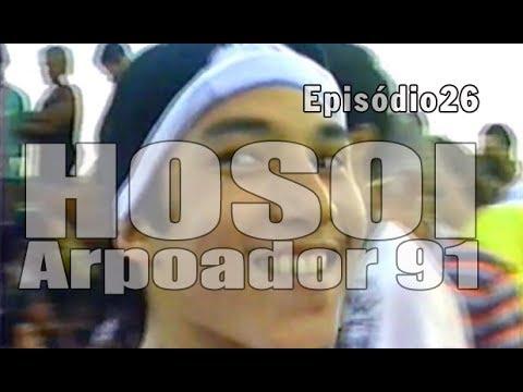 Ep26 - Hosoi no Arpoador 1991   Chave Mestra Videos