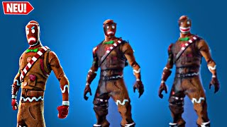 Merry Marauder Skin New Styles & Back Bling / Fortnite
