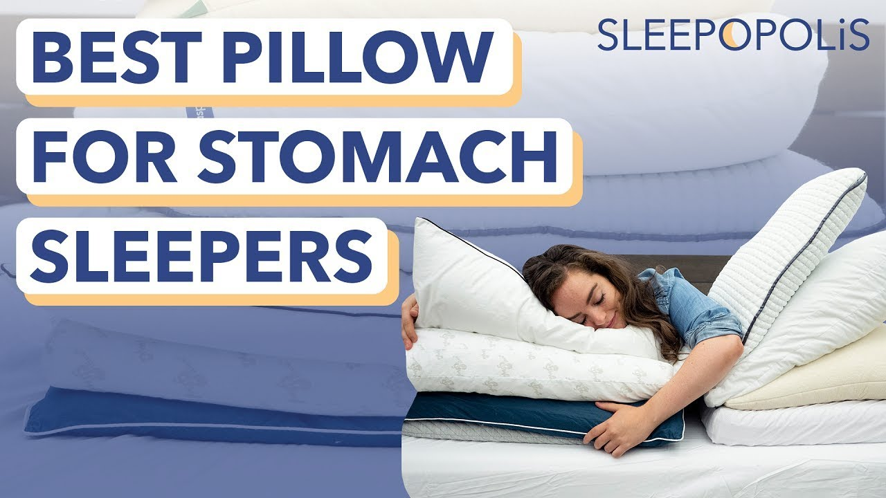 The Best Pillow for Stomach Sleepers Review   List of Our 8