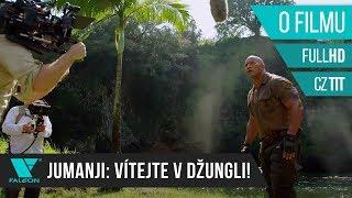 Jumanji: Vítejte v džungli! (2017)  Film o filmu [CZ TIT]
