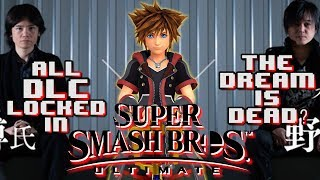 All DLC Fighters LOCKED IN! #Sora4Smash Is DEAD? | Super Smash Bros. Ultimate
