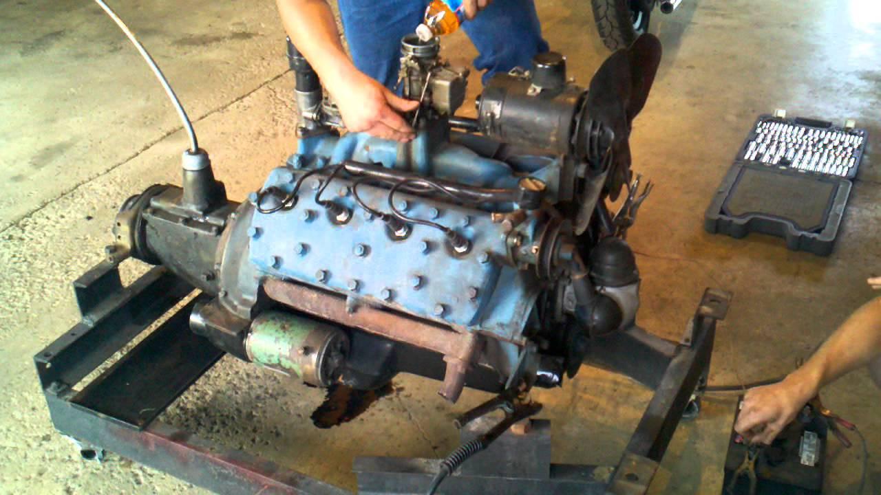 Maxresdefault on 1936 Ford V8 Engine