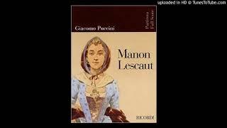 Puccini: Manon Lescaut — Act II finale (Armiliato)
