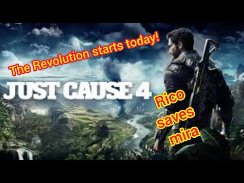 Rico saves Mira || Just Cause 4: Reloaded || Part-1 || KWR Gaming |