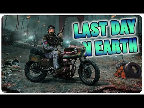 Building The Chopper and ATV.. ( ͡° ͜ʖ ͡°) | Last Day On Earth: Survival Gameplay  #4