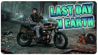 Building The Chopper and ATV.. (   ) Last Day On Earth: Survival Gameplay #4