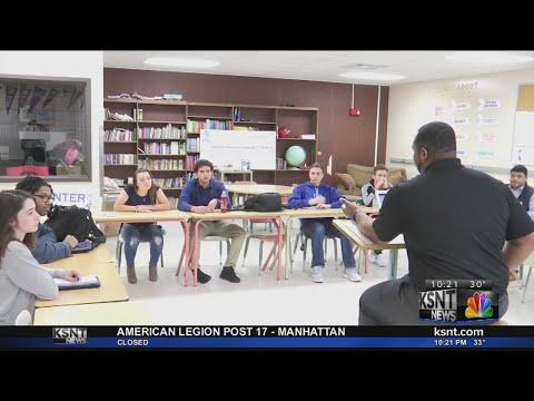 JAG-K program helps students graduate, find jobs