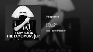 Download Lady Gaga - Telephone ft. Beyoncé (Audio) Mp3