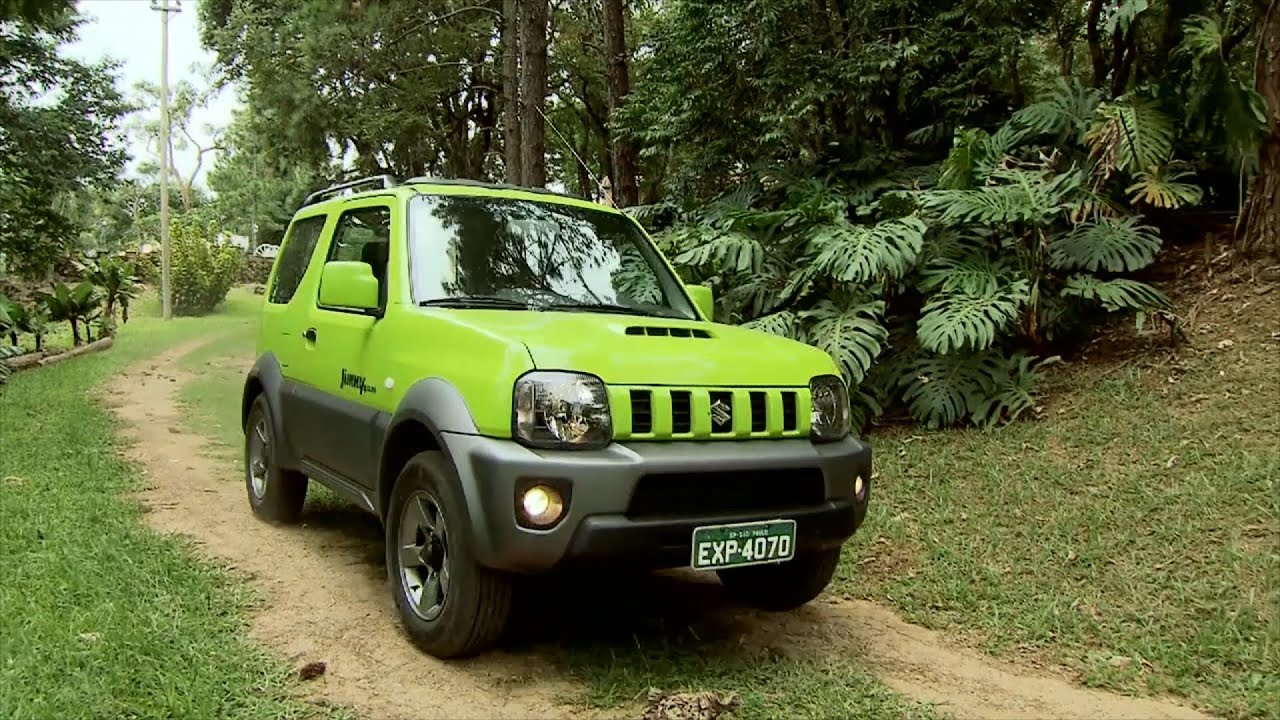 Suzuki Jimny 2013 - YouTube