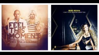 Pitbull x Bebe Rexha - Can't stop feeling this moment