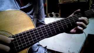 Chiếc lá mùa đông - Trương Học Hữu ( Guitar solo )