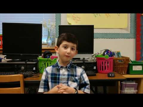 Leadership in Technology - Finalist of the 2016 Leader in Me Student Speech Contest