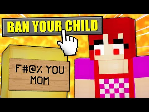 If PARENTAL CONTROLS Were Added to Minecraft